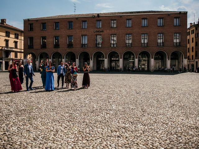 Il matrimonio di Magdalena e Fabio a Bologna, Bologna 15
