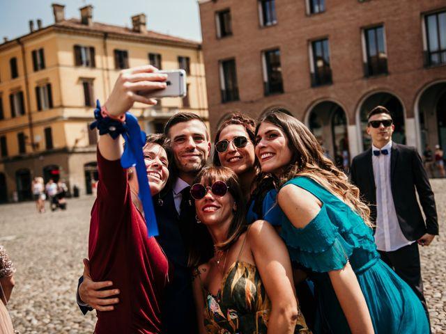 Il matrimonio di Magdalena e Fabio a Bologna, Bologna 18
