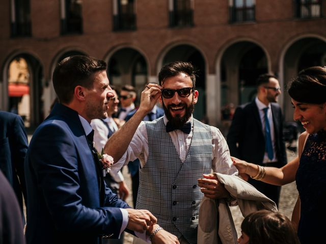 Il matrimonio di Magdalena e Fabio a Bologna, Bologna 20