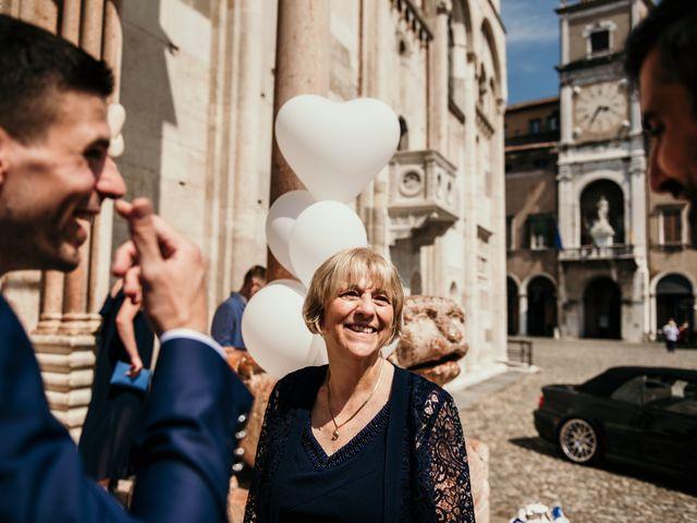 Il matrimonio di Magdalena e Fabio a Bologna, Bologna 21