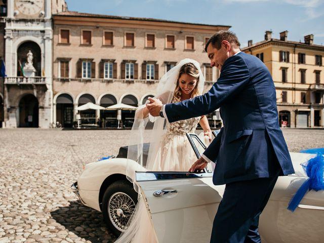 Il matrimonio di Magdalena e Fabio a Bologna, Bologna 26