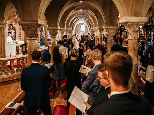 Il matrimonio di Magdalena e Fabio a Bologna, Bologna 36