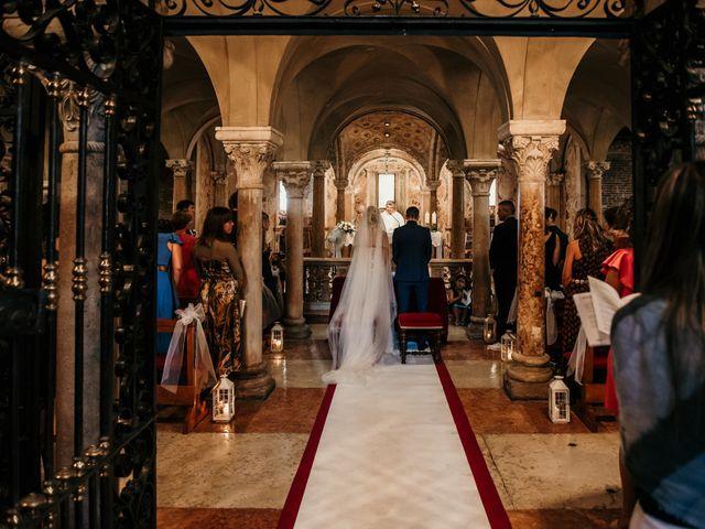 Il matrimonio di Magdalena e Fabio a Bologna, Bologna 37