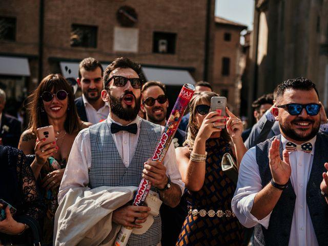 Il matrimonio di Magdalena e Fabio a Bologna, Bologna 44