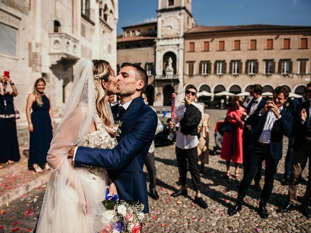 Il matrimonio di Magdalena e Fabio a Bologna, Bologna 45