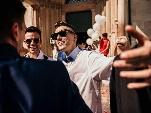 Il matrimonio di Magdalena e Fabio a Bologna, Bologna 46