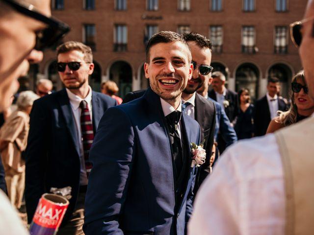 Il matrimonio di Magdalena e Fabio a Bologna, Bologna 47