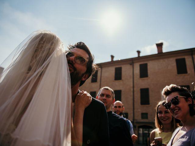 Il matrimonio di Magdalena e Fabio a Bologna, Bologna 48