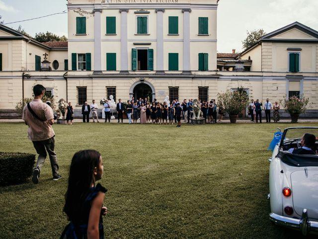 Il matrimonio di Magdalena e Fabio a Bologna, Bologna 69