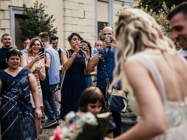 Il matrimonio di Magdalena e Fabio a Bologna, Bologna 73