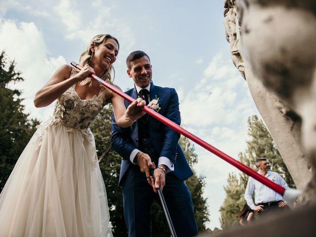 Il matrimonio di Magdalena e Fabio a Bologna, Bologna 76