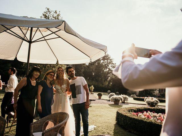 Il matrimonio di Magdalena e Fabio a Bologna, Bologna 81