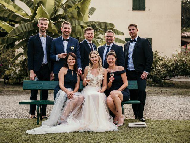 Il matrimonio di Magdalena e Fabio a Bologna, Bologna 87