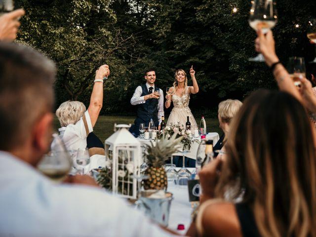 Il matrimonio di Magdalena e Fabio a Bologna, Bologna 105