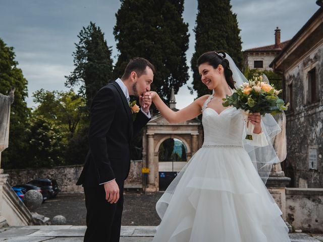 Il matrimonio di Marco e Gloria a Trissino, Vicenza 13