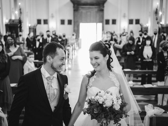 Il matrimonio di Marco e Gloria a Trissino, Vicenza 14