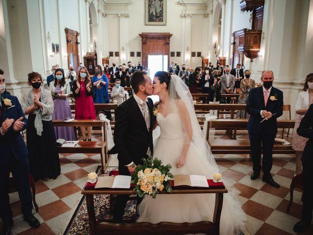 Il matrimonio di Marco e Gloria a Trissino, Vicenza 16