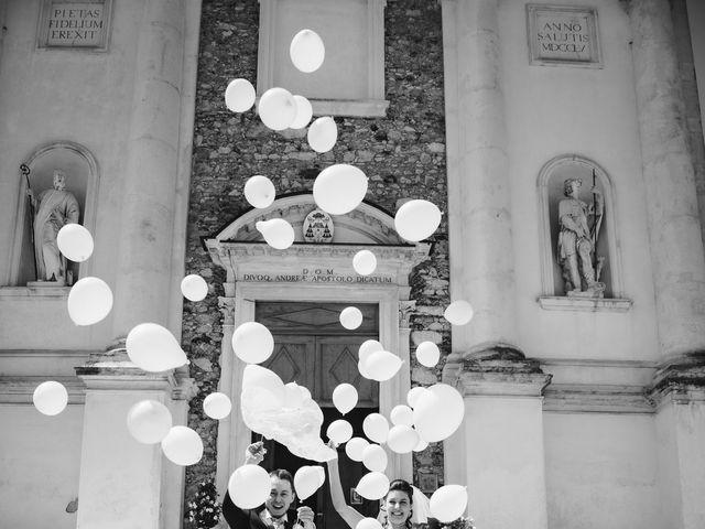 Il matrimonio di Marco e Gloria a Trissino, Vicenza 21