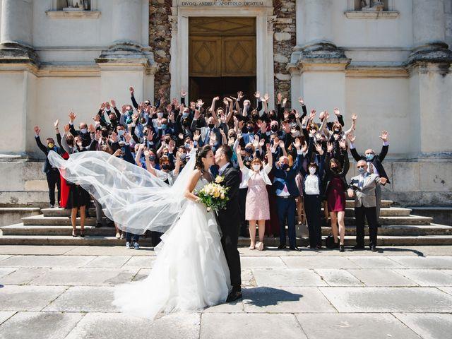 Il matrimonio di Marco e Gloria a Trissino, Vicenza 22