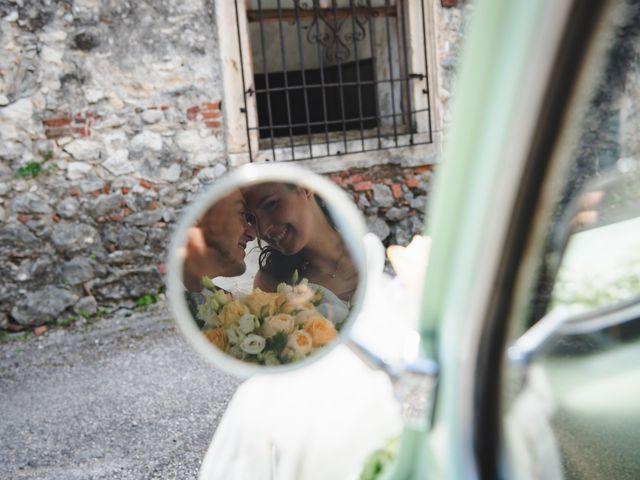 Il matrimonio di Marco e Gloria a Trissino, Vicenza 23