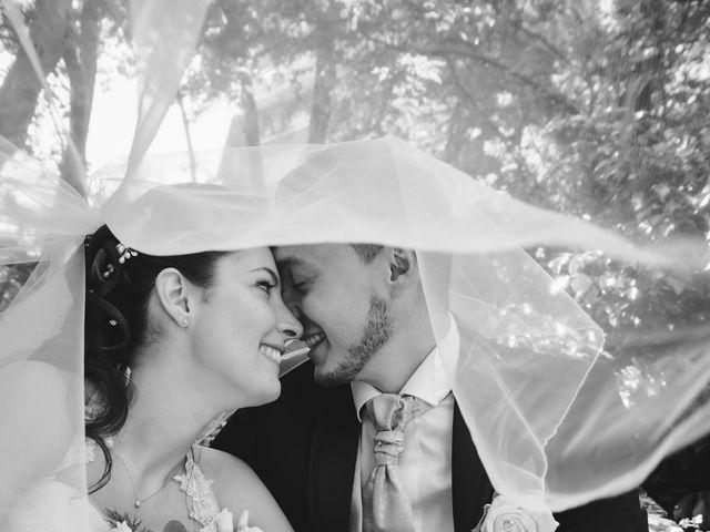 Il matrimonio di Marco e Gloria a Trissino, Vicenza 25