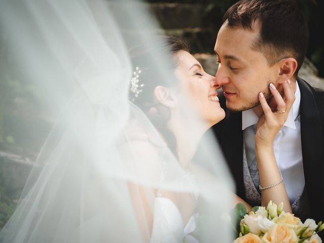 Il matrimonio di Marco e Gloria a Trissino, Vicenza 26