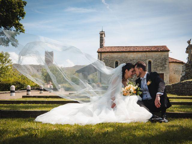 Il matrimonio di Marco e Gloria a Trissino, Vicenza 27