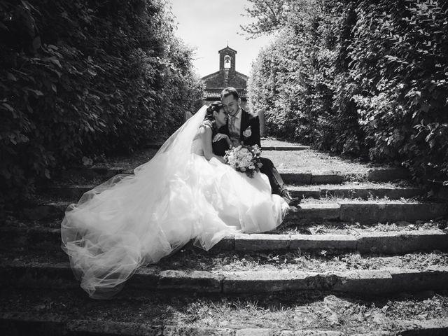 Il matrimonio di Marco e Gloria a Trissino, Vicenza 28
