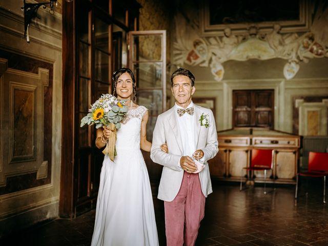 Il matrimonio di Arsenio e Serenesse a Siena, Siena 17