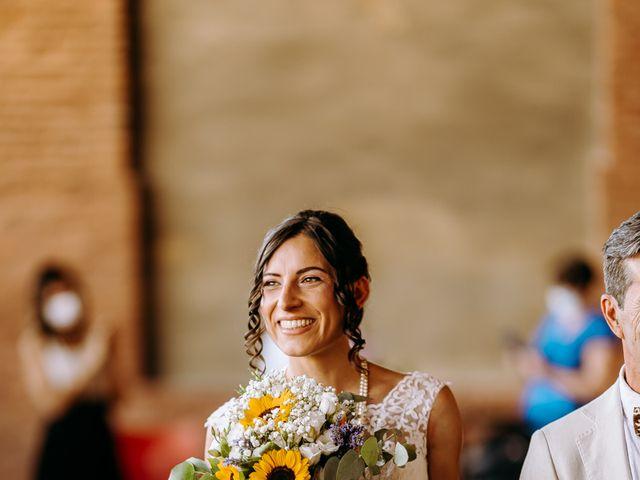 Il matrimonio di Arsenio e Serenesse a Siena, Siena 18