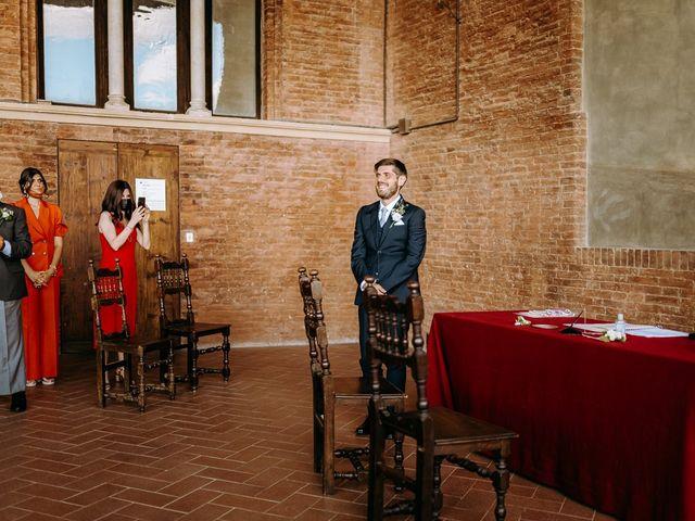 Il matrimonio di Arsenio e Serenesse a Siena, Siena 19