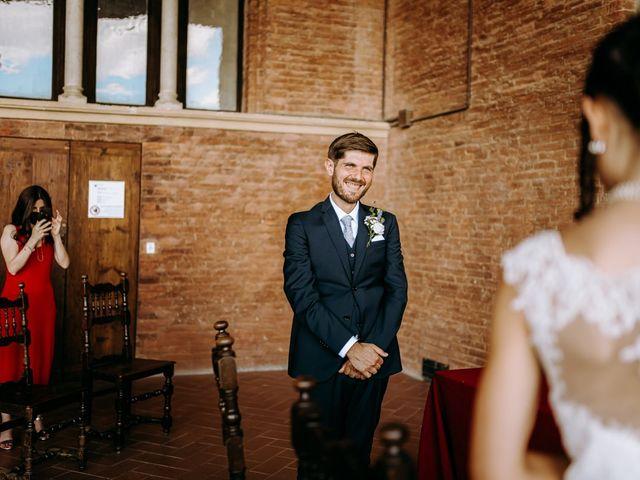 Il matrimonio di Arsenio e Serenesse a Siena, Siena 20