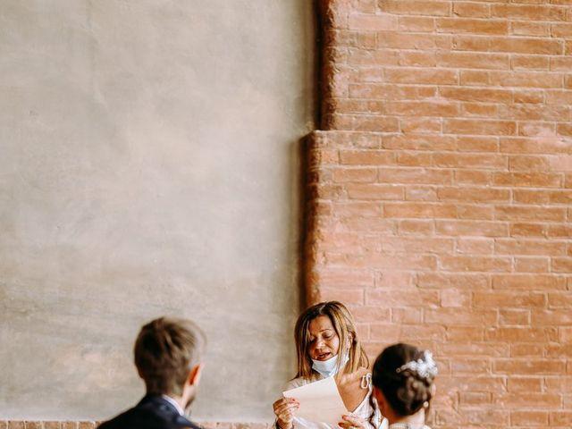 Il matrimonio di Arsenio e Serenesse a Siena, Siena 23