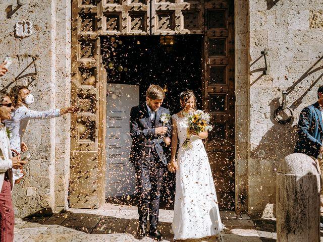 Il matrimonio di Arsenio e Serenesse a Siena, Siena 26