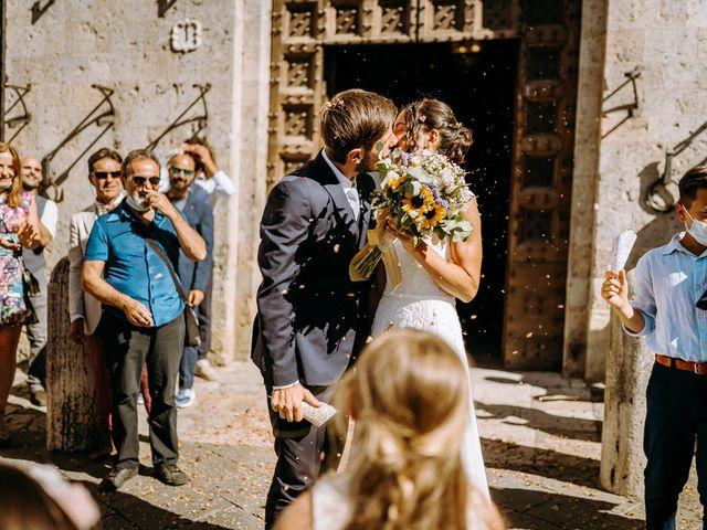 Il matrimonio di Arsenio e Serenesse a Siena, Siena 27