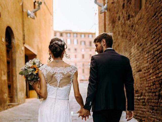 Il matrimonio di Arsenio e Serenesse a Siena, Siena 28