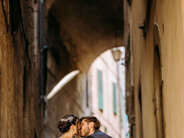 Il matrimonio di Arsenio e Serenesse a Siena, Siena 29