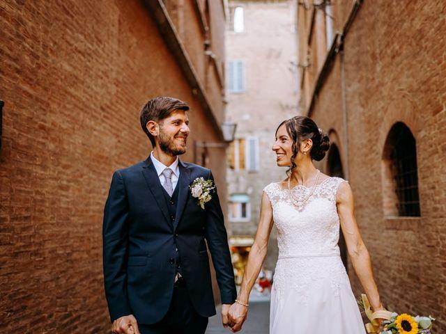 Il matrimonio di Arsenio e Serenesse a Siena, Siena 31