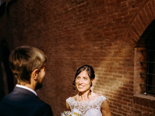 Il matrimonio di Arsenio e Serenesse a Siena, Siena 32