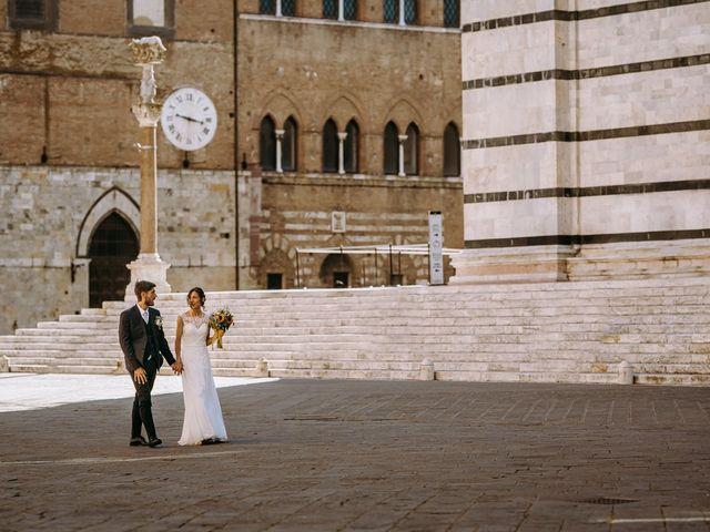 Il matrimonio di Arsenio e Serenesse a Siena, Siena 34