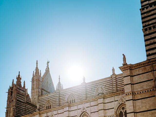 Il matrimonio di Arsenio e Serenesse a Siena, Siena 35