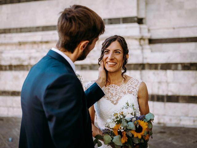 Il matrimonio di Arsenio e Serenesse a Siena, Siena 36