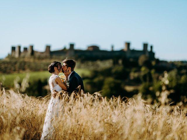 Il matrimonio di Arsenio e Serenesse a Siena, Siena 41