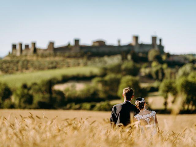 Il matrimonio di Arsenio e Serenesse a Siena, Siena 43