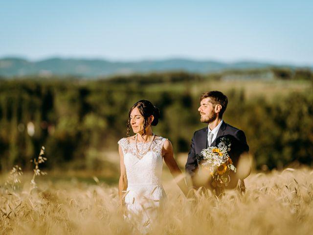 Il matrimonio di Arsenio e Serenesse a Siena, Siena 45