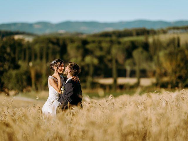Il matrimonio di Arsenio e Serenesse a Siena, Siena 46