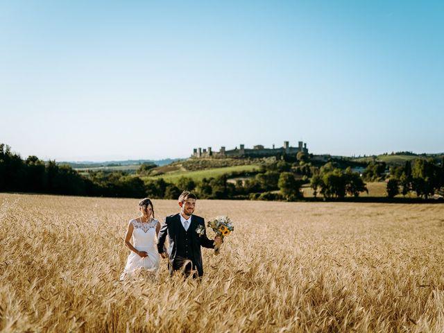 Il matrimonio di Arsenio e Serenesse a Siena, Siena 50