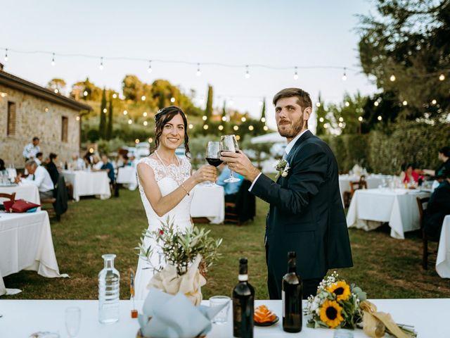 Il matrimonio di Arsenio e Serenesse a Siena, Siena 57