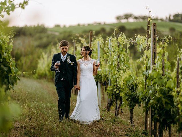 Il matrimonio di Arsenio e Serenesse a Siena, Siena 60