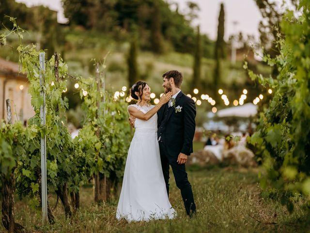 Il matrimonio di Arsenio e Serenesse a Siena, Siena 61